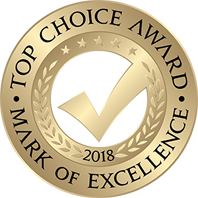 Top Choice Award For Mark Of Excellence In Day Spas