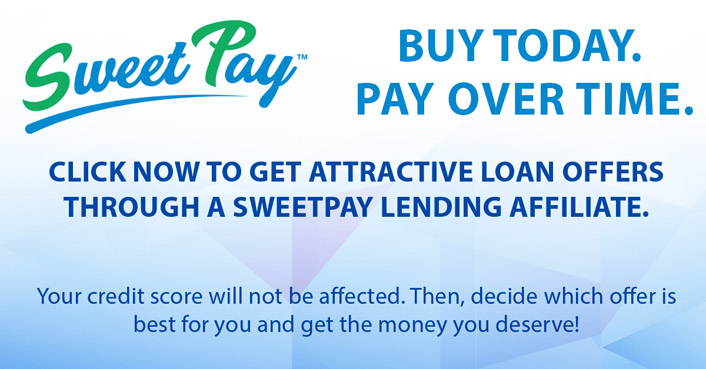 SweetPay Financing
